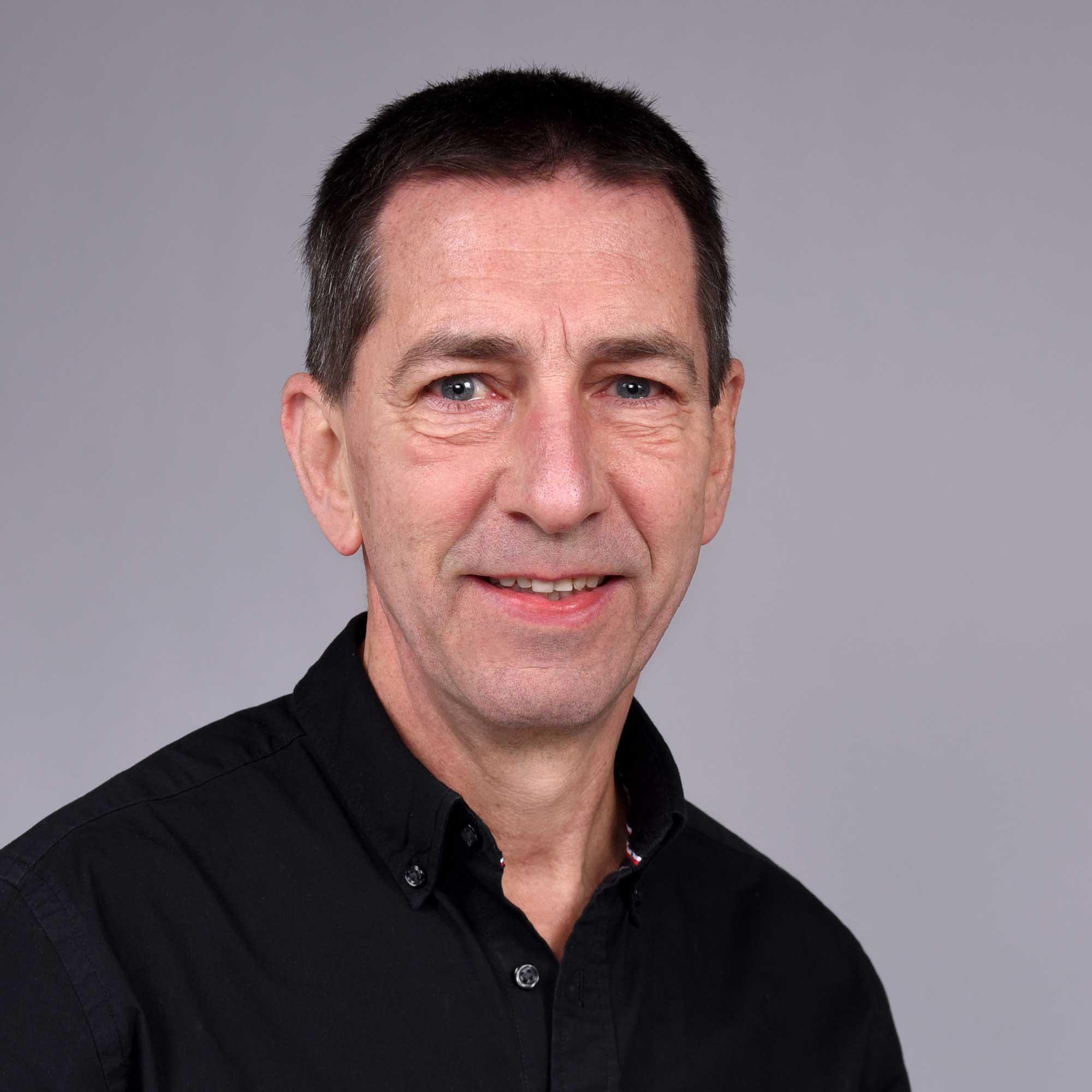 Prof. Dr. med. Justus Gerhard Garweg